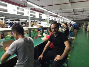 انواع تامین کنندگان کالا در چین